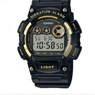 💰💰💰6折全新行貨卡西歐防水数字樹膠錶,-40% Off Brand New Original Casio Water Resistance Resin Watch
