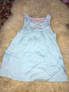 Dress coverall girl
