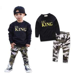 SET ARMY KIDS