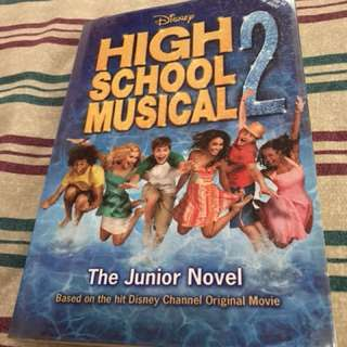 HSM 2: The Junior Novel