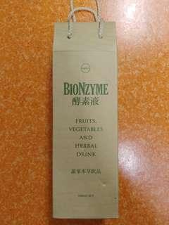 ORIYEN BIONZYME 酵素液 ecosway