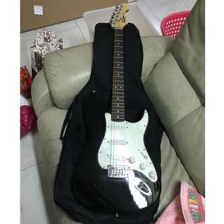 [BRAND NEW] SQUIER by Fender SE Special Strat Electric Guitar [COMPLETE SET]