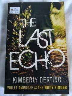 Kimberly Derting - The Last Echo