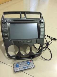 Honda City 2010 OEM DVD NAVIGATOR WITH PAPAGO