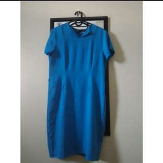 Dress mint blue