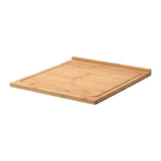 [IKEA] LÄMPLIG Chopping board, bamboo