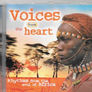 MY PRELOVED CD (NEAR MINT) - VOICES FROM THE HEART/FREE DELIVERY )F9X)