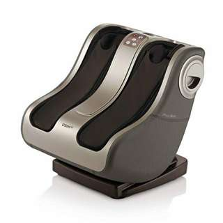OSIM uPhoria Warm 3D推拿腳肌 按摩器 銀灰色