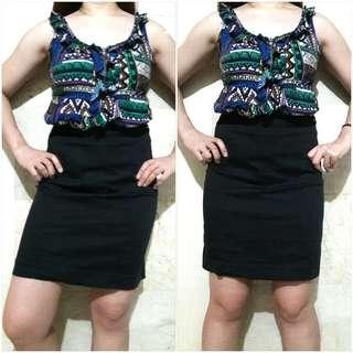 Highwaist office skirt