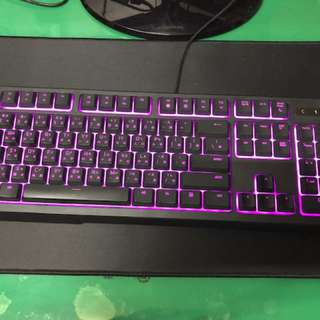 商品名稱:Razer ORNATA CHROMA 雨林狼蛛幻彩版