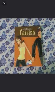 Fairish teenlit novel
