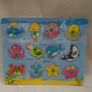 Baby/Child Wooden Puzzles