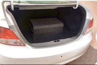 Universal Car boot storage organizer  (NO LOGO)