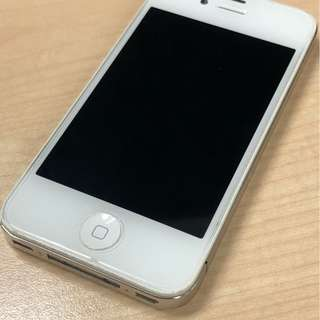 IPHONE 4S 16GB - White Saber Edition ;p