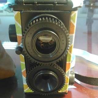 🚚 #畢業兩百元出清 大人的科學 雙反相機 | Twin Lens Reflex