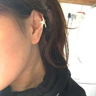 APM Monaco Ear-clip - Sea star