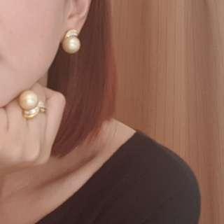 Southsea South Sea Pearl Jewelry Set