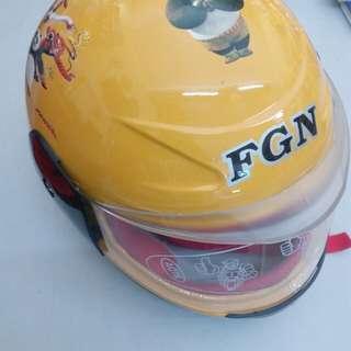 Helmet full face kids