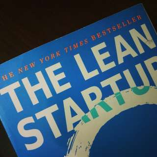 The Lean Start Up by: Eric Fries