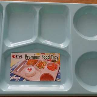 Melamine food tray