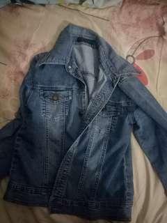 Jacket Jeans Wanita