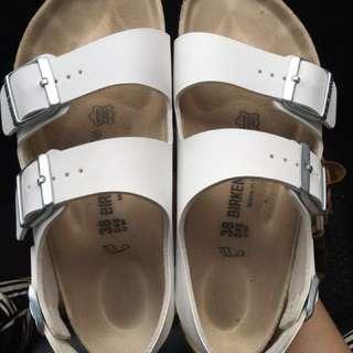 birkenstock 勃肯涼鞋