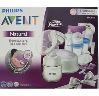 Phillips avent single electric breast pump
