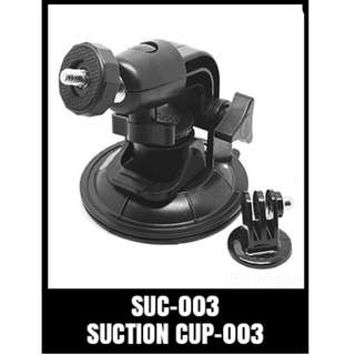 GP SUPER SUCTION CUP WITH TRIPOD MOUNT 9.5CM SUC-003