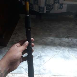 Silstar fishing rod