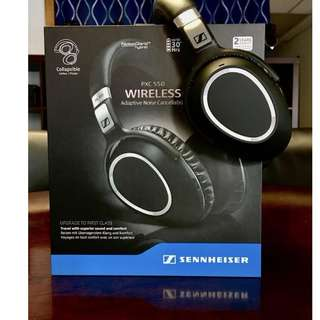 (clearing my Collections) Sennheiser PXC 550 headphone