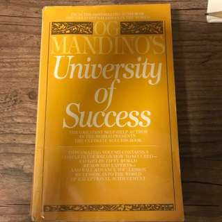 The University of Success