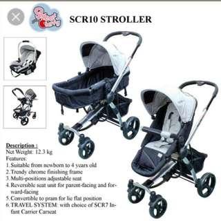 Stroller scr 10