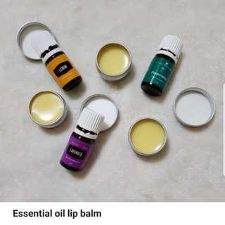 DIY lipbalm 100% organic