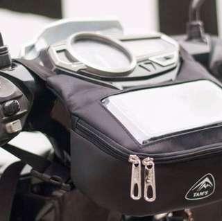 Motorbike's pouch