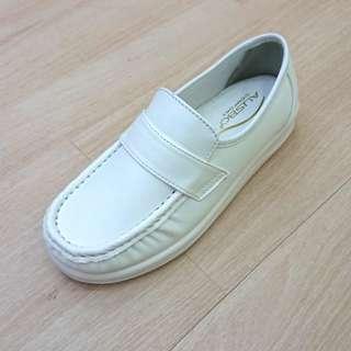 白色護士鞋 橡筋款 Slip-on