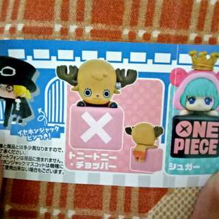 Tony Tony Chopper phone stopper