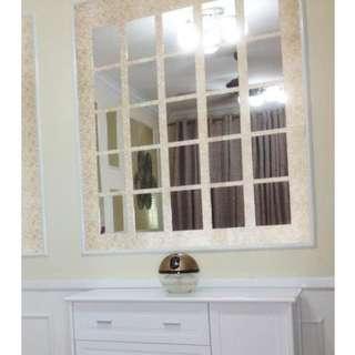Cermin/Mirror Deco 6psc