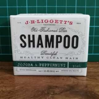 Shampoo Bar - Jojoba & Peppermint