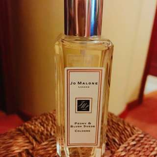 Orig Peony & Blush Suede Jo Malone cologne