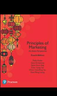 Principles of Marketing ebook