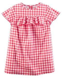 Carter's Ruffle Dress