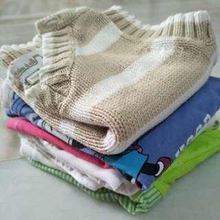 Babies Bundle Clothes