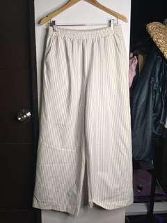 Plus size loose pants