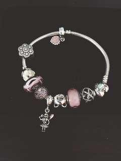PANDORA Bracelet / Charms