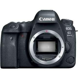 Canon EOS 6D Mark II Body Only Kamera DSLR