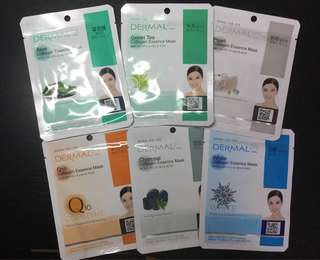 Dermal Collagen Essence Mask 10+1