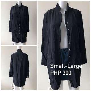 Blazer-Long Coat