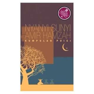 Nyanyi Sunyi Amir Hamzah: Kumpulan Puisi