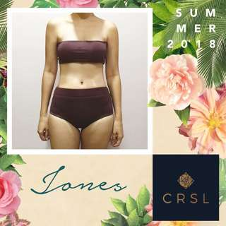 Jones Two Piece Swimsuit