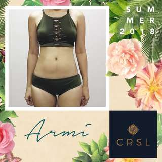 Armi Two Piece Swimsuit
